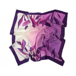 HAND-PAINTED SCARF R1903 -...
